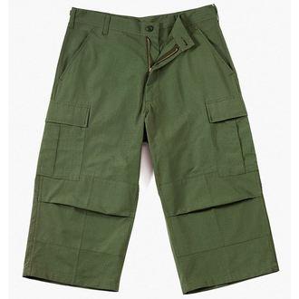 3/4 pantalon pour hommes ROTHCO - CAPRI - OLIVE DRAB, ROTHCO