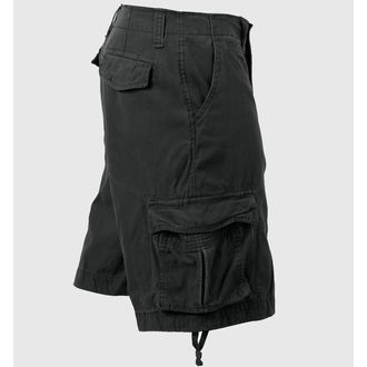 short pour hommes ROTHCO - VINTAGE INFANTERIE - NOIRE, ROTHCO
