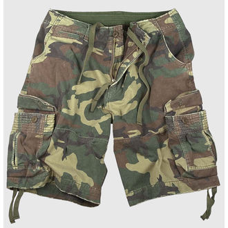 short pour hommes ROTHCO - VINTAGE INFANTERIE - WOODLAND, ROTHCO