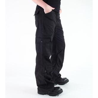 pantalon pour femmes ROTHCO - WMNS VINTAGE Parachutiste - Fatigues NOIRE, ROTHCO