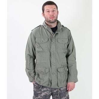 veste pour hommes printemps / automne ROTHCO - LÉGER VINTAGE M-65 - SAGE, ROTHCO