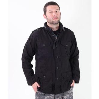 veste pour hommes printemps / automne ROTHCO - LÉGER VINTAGE M-65 - NOIRE - 8751