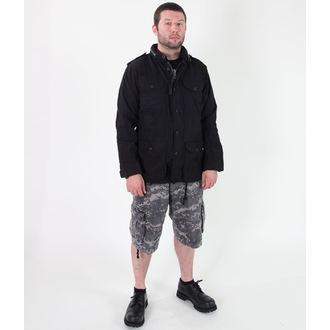 veste pour hommes printemps / automne ROTHCO - LÉGER VINTAGE M-65 - NOIRE, ROTHCO
