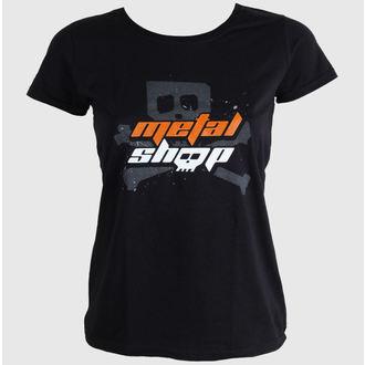 tee-shirt pour femmes METALSHOP.CZ, METALSHOP