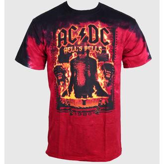 tee-shirt métal pour hommes pour femmes unisexe AC-DC - Bells - LIQUID BLUE, LIQUID BLUE, AC-DC
