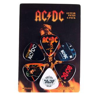 médiators AC / DC - PERRIS LEATHERS, PERRIS LEATHERS, AC-DC