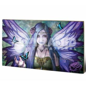 en bois tableau Anne Stokes - Mystic Aura - PYRAMID POSTERS, ANNE STOKES