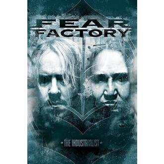 affiche Fear Factory - The Industriels - PYRAMID POSTERS, PYRAMID POSTERS, Fear Factory