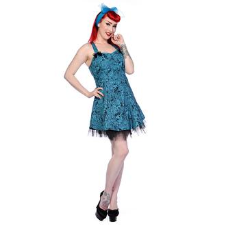 robe pour femmes BANNED - Blue Skull Roses, BANNED