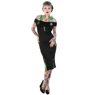 robe pour femmes BANNED - Noire Frankenstein and Bride Pencil, BANNED, Frankenstein
