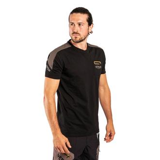 T-shirt pour hommes Venum - Cargo - Gris noir, VENUM