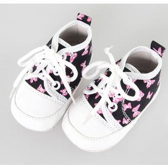 chaussures de tennis basses enfants - Black - ROCK DADDY - 59096-X2, ROCK DADDY
