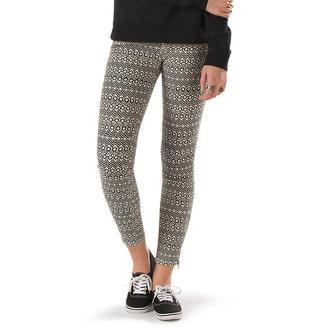 pantalon pour femmes VANS - Moto Skinny Denim - Creme - VX7GCUO