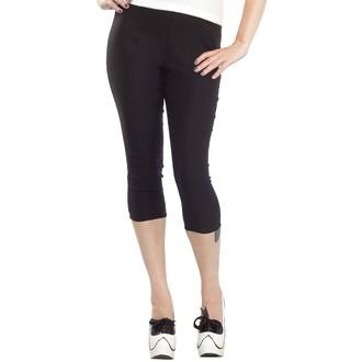 pantalon 3/4 pour femmes SOURPUSS - Sugar Tarte - Noire, SOURPUSS