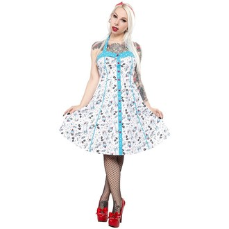 robe pour femmes SOURPUSS - Peggy Lazy Sundae - Multi Colors, SOURPUSS