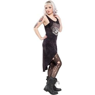 robe pour femmes SOURPUSS - Salut Low Omni - Noire, SOURPUSS