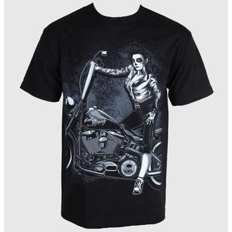 t-shirt pour hommes pour femmes unisexe - American Hardcore - OUTLAW THREADZ, OUTLAW THREADZ