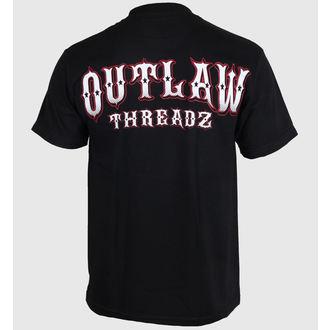 t-shirt pour hommes pour femmes unisexe - Fallen - OUTLAW THREADZ, OUTLAW THREADZ