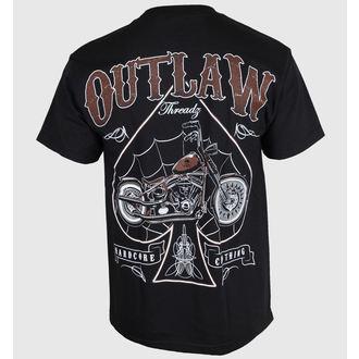 t-shirt pour hommes pour femmes unisexe - Spade - OUTLAW THREADZ, OUTLAW THREADZ