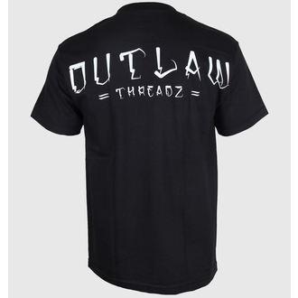 t-shirt pour hommes pour femmes unisexe - All Hustle - OUTLAW THREADZ, OUTLAW THREADZ
