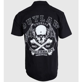 chemise pour hommes Outlaw Threadz - Unbreakable, OUTLAW THREADZ