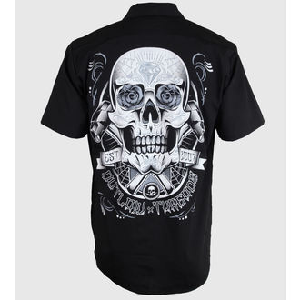 chemise pour hommes Outlaw Threadz - Hammer, OUTLAW THREADZ