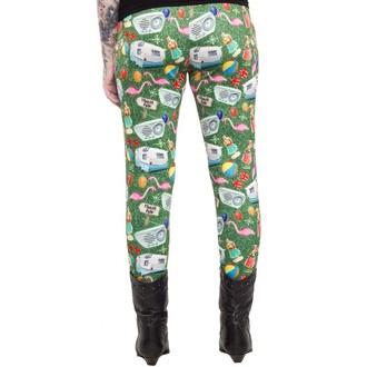 pantalon (caleçons longs) pour femmes SOURPUSS - Remorque Parc - Multi Colors, SOURPUSS
