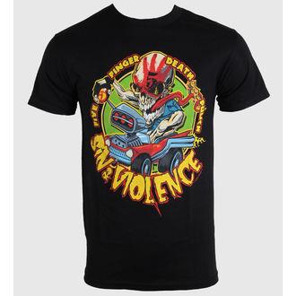 tee-shirt métal pour hommes pour femmes unisexe Five Finger Death Punch - Sin & Violence - BRAVADO