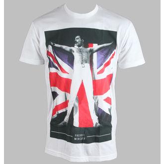 tee-shirt métal pour hommes pour femmes unisexe Queen - Flag - BRAVADO, BRAVADO, Queen