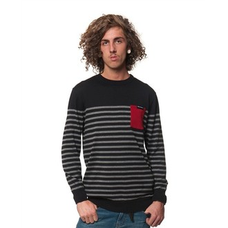 pull pour hommes HORSEFEATHERS - SPIN, HORSEFEATHERS