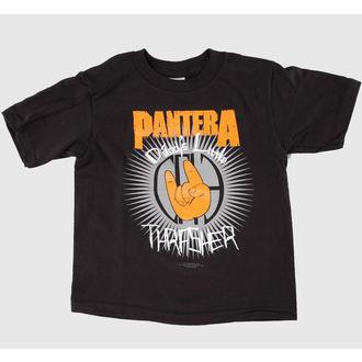 tee-shirt métal pour hommes pour femmes enfants unisexe Pantera - Dads Lil Thrasher - BRAVADO, BRAVADO, Pantera