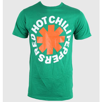 tee-shirt métal pour hommes pour femmes unisexe Red Hot Chili Peppers - Asterisk Irish - BRAVADO, BRAVADO, Red Hot Chili Peppers
