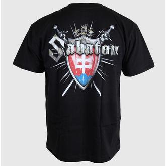 tee-shirt métal pour hommes pour femmes unisexe Sabaton - Swedisch - CARTON, CARTON, Sabaton