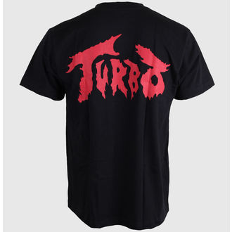 tee-shirt métal pour hommes pour femmes unisexe Turbo - Kawaleria Szatana - CARTON, CARTON, Turbo