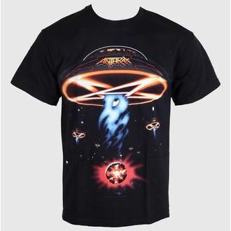 tee-shirt métal pour hommes pour femmes unisexe Anthrax - Anthems Smoking - ROCK OFF, ROCK OFF, Anthrax