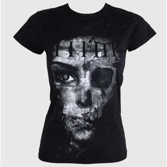 tee-shirt métal pour hommes pour femmes unisexe Him - HIM Woman B&W - ROCK OFF, ROCK OFF, Him