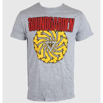 tee-shirt pour hommes Soundgarden - Badmotor Finger - Grey - ROCK OFF, ROCK OFF, Soundgarden