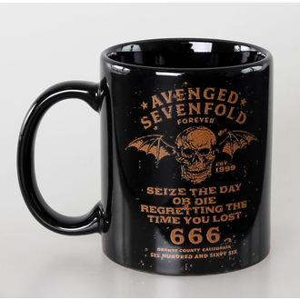 tasse Avenged Sevenfold - The Day - Noir - ROCK OFF, ROCK OFF, Avenged Sevenfold