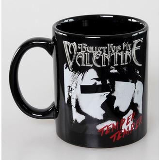 tasse Bullet For my Valentine - Skull Rouge Eyes Noire - ROCK OFF, ROCK OFF, Bullet For my Valentine