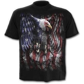 t-shirt pour hommes pour femmes unisexe - LIBERTY USA - SPIRAL