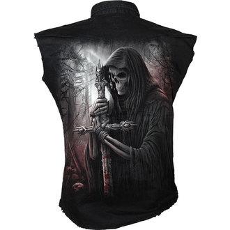 chemise pour hommes sans sans manches SPIRAL - SOUL SEARCHER, SPIRAL