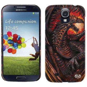 couvercle pour portable SPIRAL - DRAGON FOUR - Samsung, SPIRAL