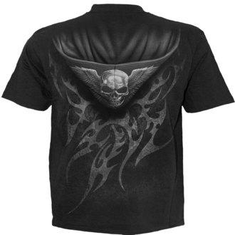 t-shirt pour hommes pour femmes unisexe - UNZIPPED - SPIRAL - T098M101