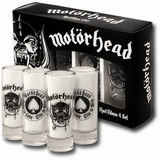 verres Motörhead, Motörhead