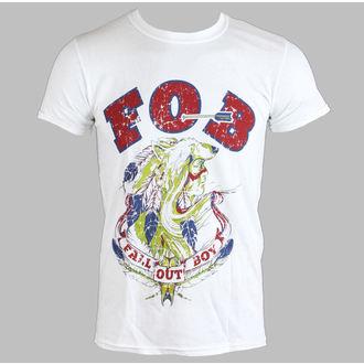 tee-shirt métal pour hommes Fall Out Boy - NATIVE WOLF - LIVE NATION, LIVE NATION, Fall Out Boy