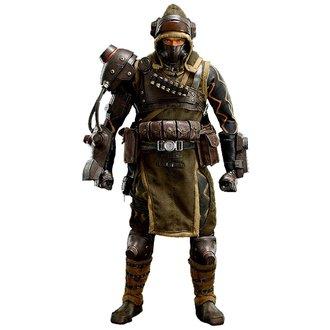 figurine Lost Planet - Mercenary, NNM