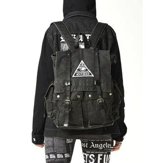 sac à dos DISTURBIA - All-Seeing - Grey, DISTURBIA