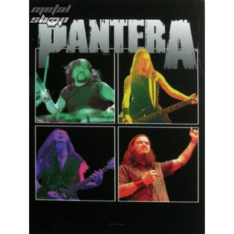 drapeau Pantera - band Frames, HEART ROCK, Pantera