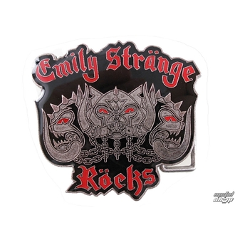 boucle pour peau ceinture EMILY THE STRANGE, EMILY THE STRANGE