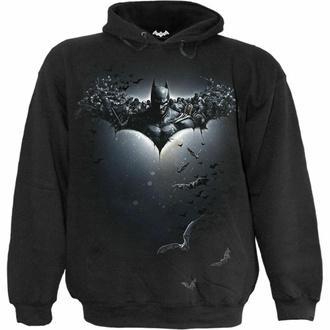 sweatshirt pour homme SPIRAL - Batman - JOKER ARKHAM ORIGINES - Noir, SPIRAL, Batman